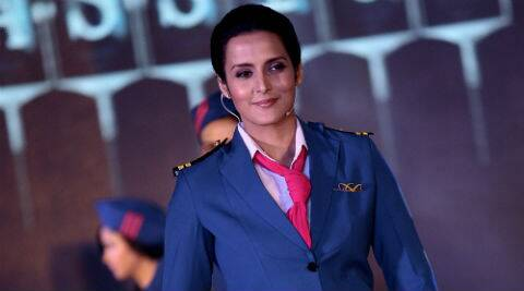 Tulip Joshi: I always wanted to become a pilot.