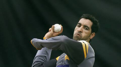 Pakistan pacer Umar Gul said he is considereing to quit Test. (Source: Express File)