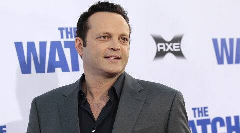 vince Vaughn is known for his comic roles in movies 'Wedding Crashers' and 'The Break-Up'. (Source: Reuters)