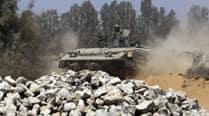 Israel, Gaza violence defies truce 'deal'