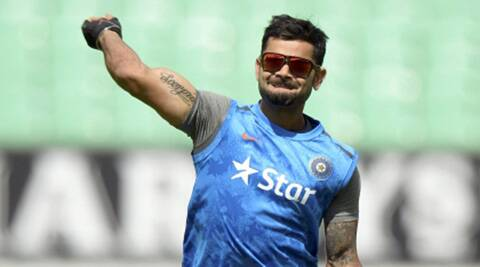 India have scored over 300 just once in their last 15 ODIs. Even more interestingly, Virat Kohli is the side's only centurion (twice) in one-dayers in the same period (Source: Reuters)