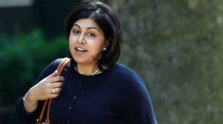 Warsi has repeatedly said on Twitter that more international action was needed to end the crisis. (Source: Reuters)