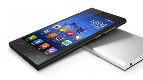 The Xiaomi MI3 costs Rs 13,999
