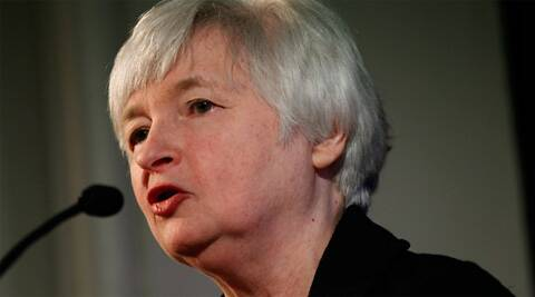 US Fed Chairperson Janet Yellen is likely visit India in November. (Reuters)