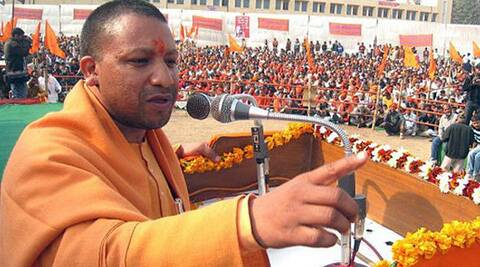 Adityanath has sparked controversy due to his strong Hindutva remarks made during campaigning in the past.