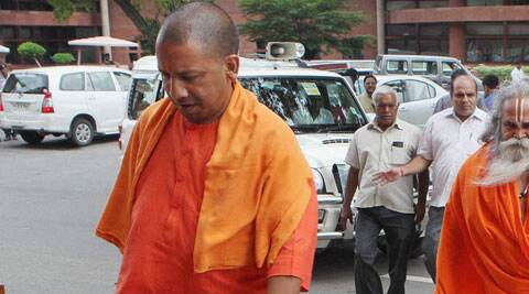 The BJP leader Yogi Adityanath is under attack after two CDs recently surfaced in which he is shown making inflammatory speeches.
