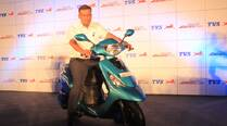 TVS launched the Scooty Zest at Rs 42,300 ex-showroom