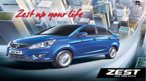 Tata Zest Launched In India Prices Start At Rs 4 64 Lakh Auto