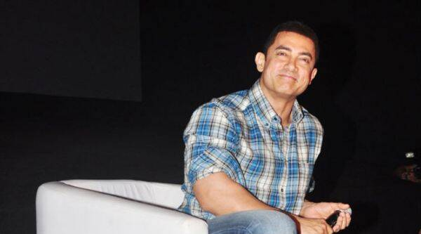 Aamir Khan spoke during a session at Aaj Tak's programme 'Panchayat Aaj Tak' .