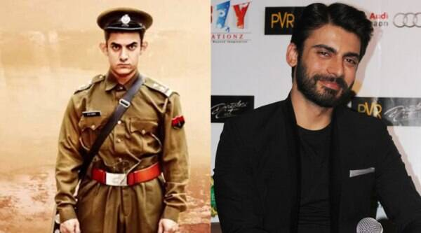 Pakistani actor Fawad Khan, who recently met Bollywood superstar Aamir Khan, said he found the 'PK' star energetic and enthusiastic.