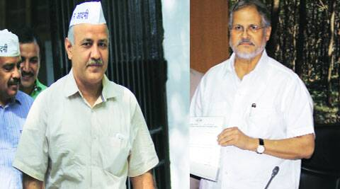 AAP targets Lt-Governor: Jung doing Centre bidding
