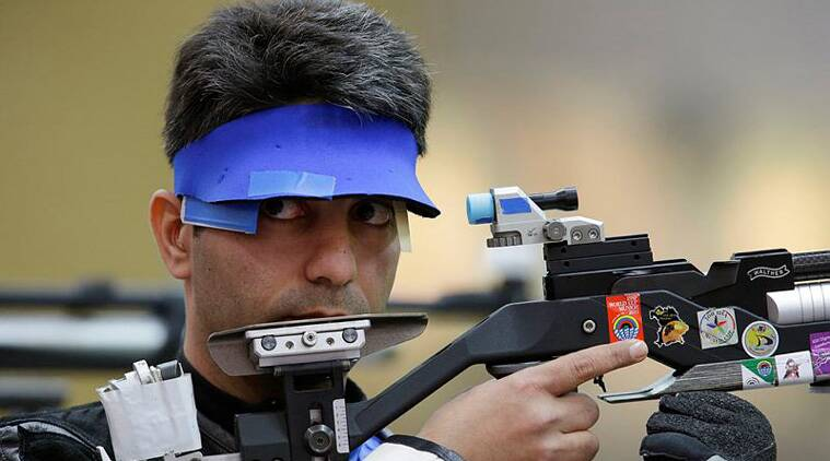 India's Olympic gold champion Abhinav Bindra decided to put an end to his shooting career.(Source: AP)