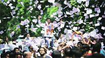ABVP's 18-yr wait ends, sweeps DUSU polls