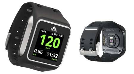 Adidas unveils 'miCoach Smart Run' smartwatch at Rs24,999
