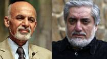 Afghan presidential candidates Ashraf Ghani and Abdullah to sign powerdeal