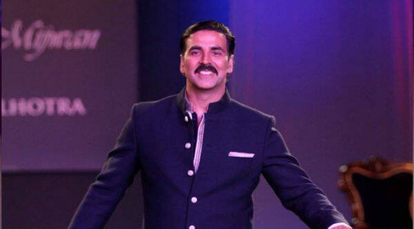Akshay Kumar is said to have been very mischievous as a child.