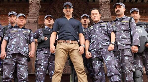 """The shooting of Neeraj Pandey's """"Baby"""", starring Akshay Kumar, has begun in Greater Noida area and according to veteran actor Anupam Kher, the first day was """"awesome""""."""