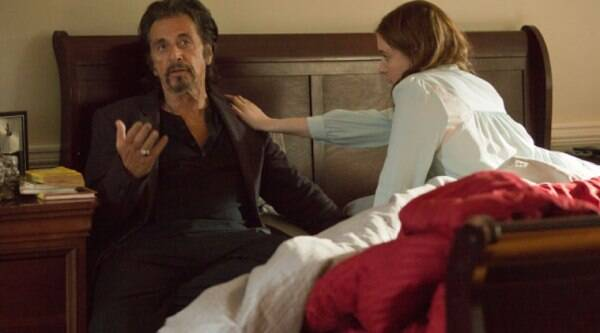 The drama sees Al Pacino star as an ageing theatre actor who has an affair with a younger woman, played by Greta Gerwig, reported Deadline.