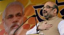 Patel would have kept all Kashmir with India: Amit Shah