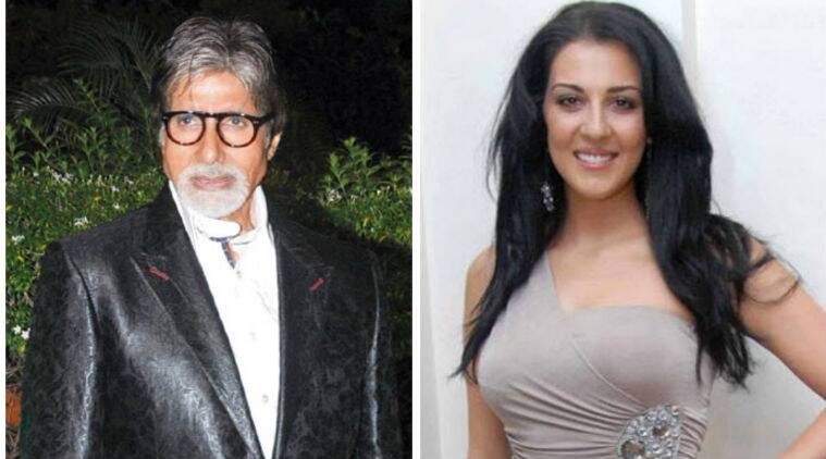 Samira Mohamed Ali: Amongst Indian actors, Amitabh Bachchan is my favourite.