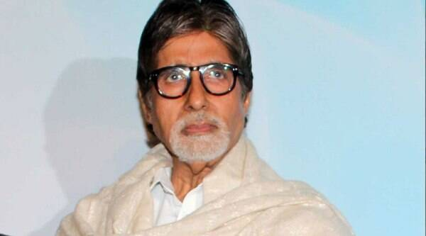 The weather seems to have taken a toll on the health of megastar Amitabh Bachchan.