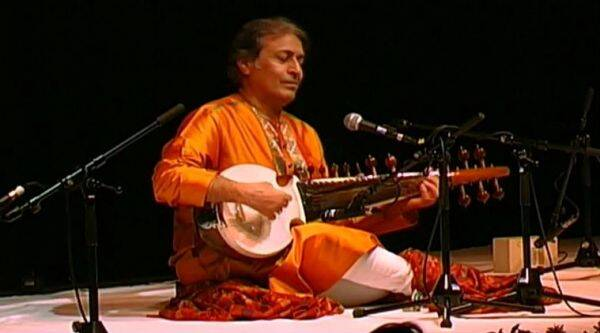 Ustad Amjad Ali Khan will be in residency at Stanford in the spring to teach a course.