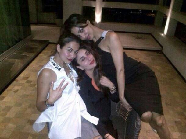 Priyanka Chopra, Kareena Kapoor and Saturday Night Fever