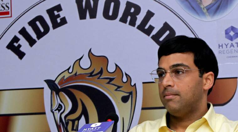 Viswanathan Anand controlled the board with some deft manoeuvres (Source: PTI/File)