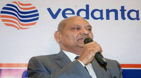 Anil Agarwal, executive chairman of Vedanta Resources, has announced that he and his family have agreed to give 75 pct of their wealth to charity. (Reuters)