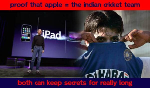 Apple Cricket 5