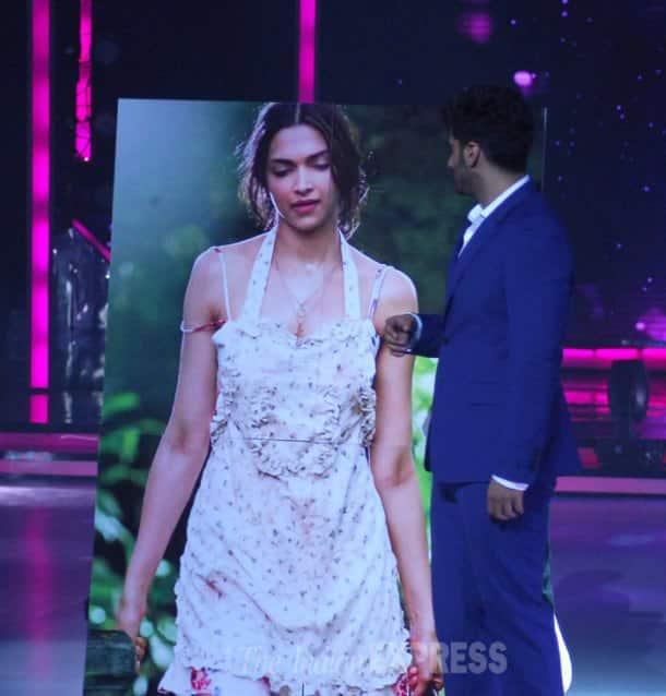 Deepika, Arjun shake their bootiya