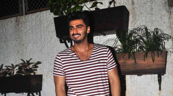 Arjun Kapoor is excited about his English language Bollywood entertainer 'Finding Fanny'.