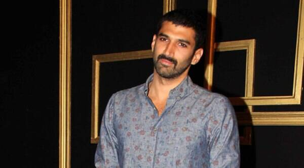 """Aditya is looking forward to the release of his new film """"Daawat-e-Ishq""""."""