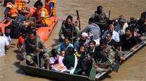 70 Army installations hit by floods, LoC posts relocated