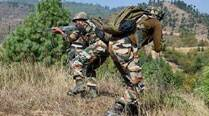 Pakistani troops violate ceasefire on third successive day