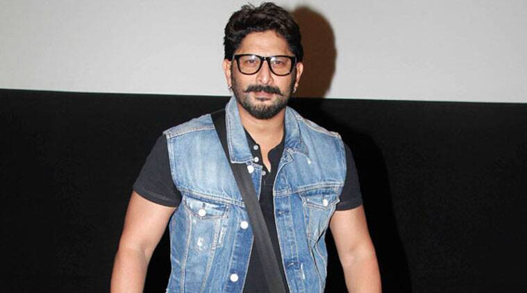 Arshad Warsi seems to be on a roll with this being his fourth film in the pipeline.