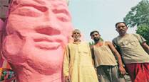 Artisans from Muzaffarnagar lend colour to Dussehra