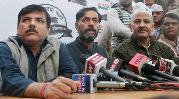 AAP chief Arvind Kejriwal said that he won't allow the party to form a government in Delhi using deceitful tactics. (File picture)