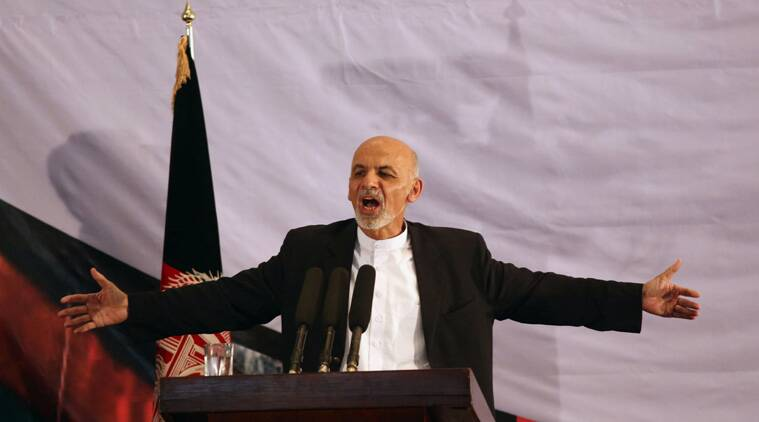 Afghanistan's new president-elect says he wants Afghan women represented at the highest levels of government, and he pledged to appoint a woman to the Supreme Court. (Source: AP)