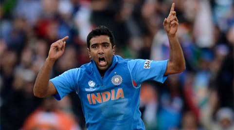 Having received man-of-the-match award in the previous game, Ashwin was all praise for the fielding unit. (Source: Reuters)