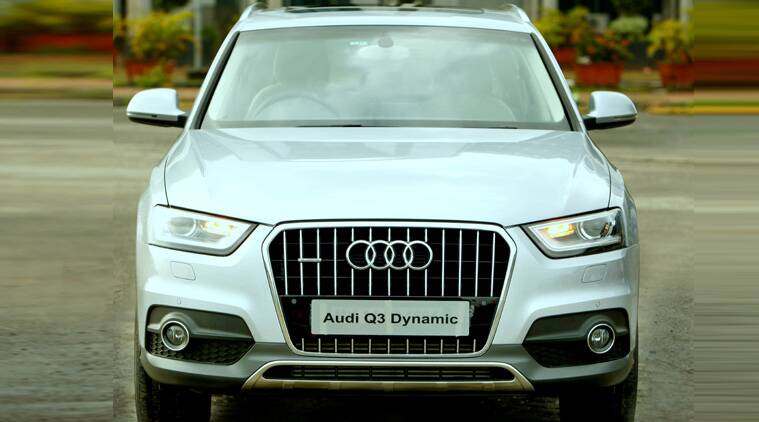 Audi Q3 Dynamic launches at Rs. 38.40 lakh | The Indian Express