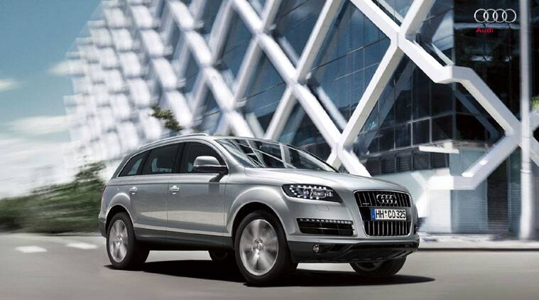Audi refreshes Q7 with mild updates | Auto & Travel News
