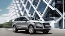 Audi refreshes Q7 with mildupdates
