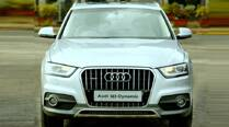 Audi Q3 Dynamic launches at Rs. 38.40 lakh