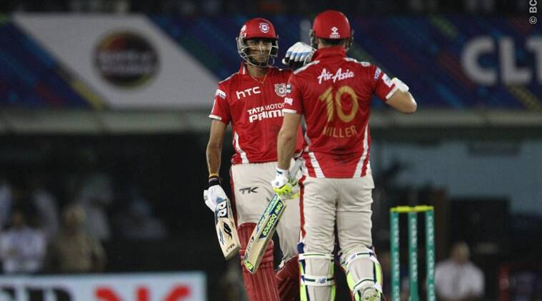 Miller, Patel help KXIP to 4 wicket win over Barbados Tridents
