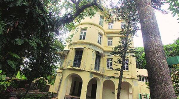"""On June 23, the DAE told the Bombay High Court that it had sought the state government's intervention to declare Meherangir a """"protected monument""""."""