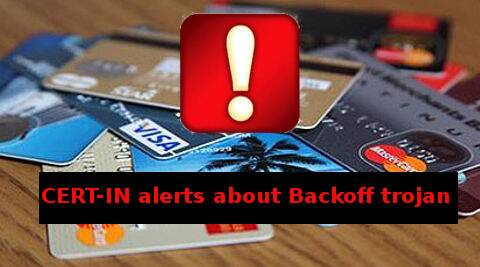 Alert! 'Backoff'trojan targeting Windows-based POS sytems to steal personal credit, debit card data