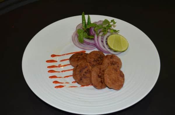 Bhagu Kebab (Source: Chef Shaukat Ali Qureshi, Jyran, Sofitel Mumbai Bkc)
