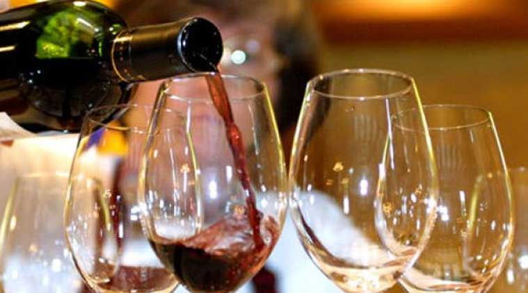the tax on beer and wine would be increased to 70 per cent. (Source: AP)