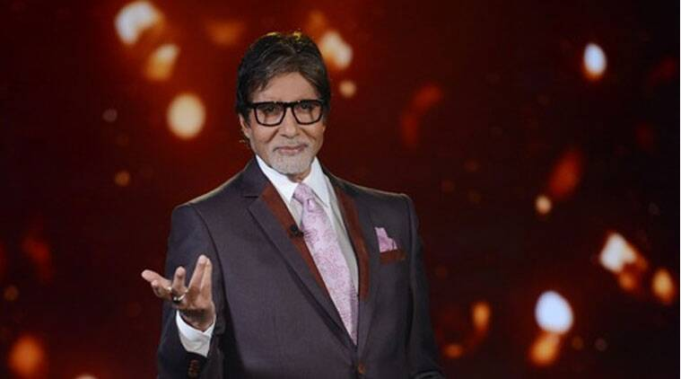 Amitabh Bachchan is currently shooting for a Vidhu Vinod Chopra-produced film.